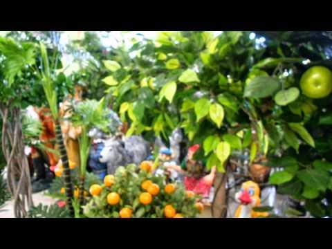 Искуственные цветы купить декоративные для интерьера квартиры ландшафта сада дачи дома