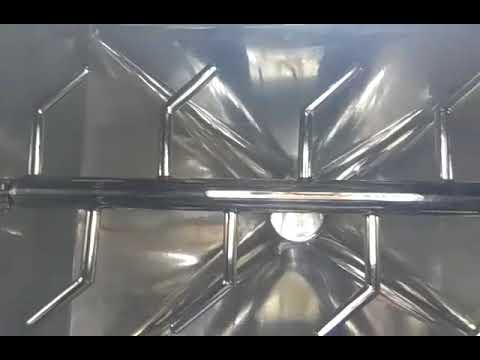 Octagonal Blender 100/200/300/400/500kgs Complete GMP Model