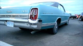 '67 FORD GALAXIE 500 COUPE - ALL ORIGINAL