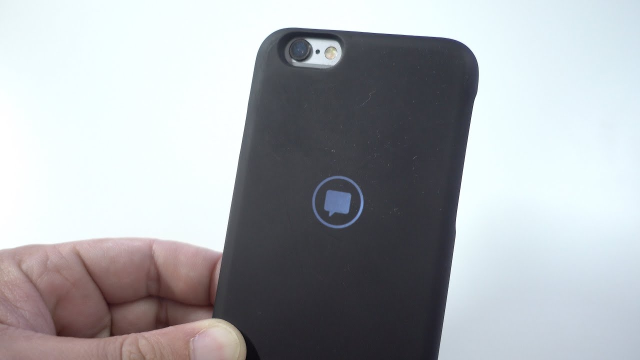 new concept f84d2 ec4eb Lunecase Icon for the iPhone 6 & 6s
