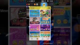 Fac emoji  clavier screenshot 2