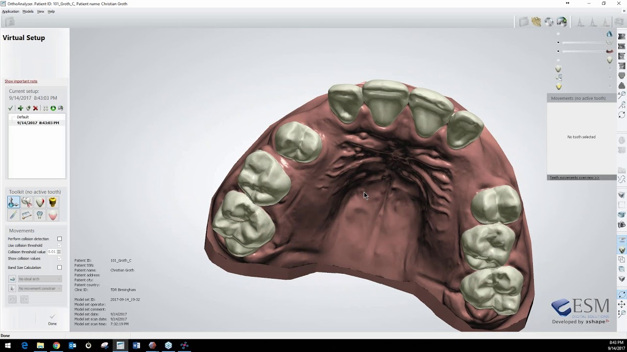 CAD/CAM Software for Three-Dimensional Printing - JCO Online