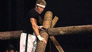 Joe White - Promise Keepers 2002, The Challenge, Part 1