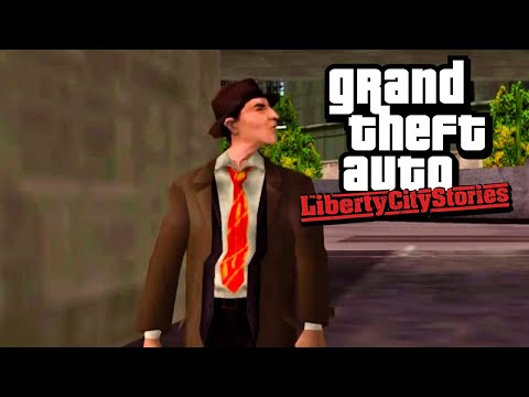 GTA: Liberty City Stories - Mission #64 - Stop The Press