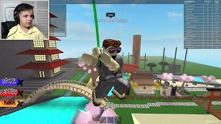 YIN vs YANG Ninja Assassin Roblox / Becoming Ninja Assassin in Roblox
