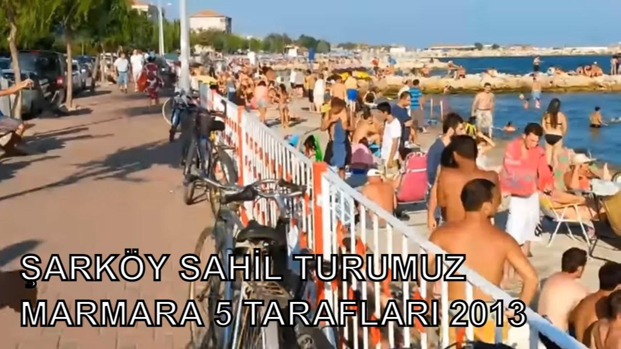 Şarköy sahil turu 2013