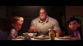 Incredibles 2 'Elastigirl meets Voyd' Movie clip Trailer 2018 Disney Pixar HD | Jnm Assembly