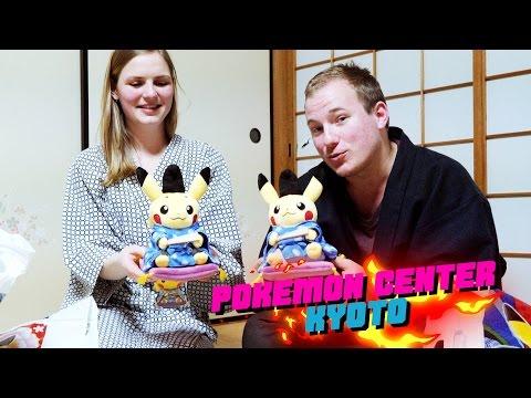 Kyoto Pokémon Center Besøg i Japan