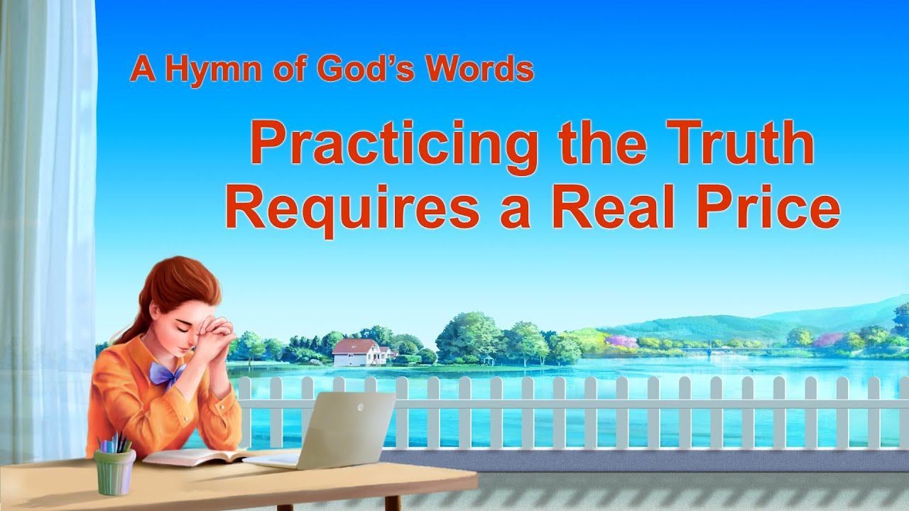 """""""Practicing the Truth Requires a Real Price"""" 