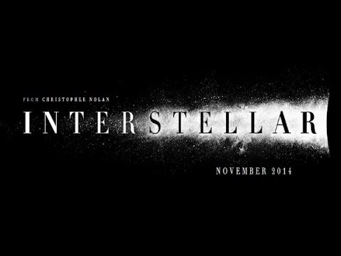 The Logo For Christopher Nolan