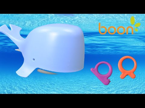 Chomp Hungry Whale Bath Toy from Boon