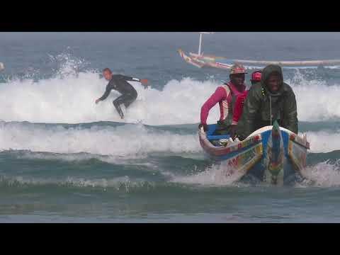 Malika Surf Camp : Dakar, Senegal, West Africa :  By Anika Mikkelson  Miss Maps