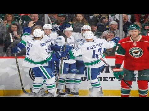 Brock Boeser All Goals of 2016-2017 Season
