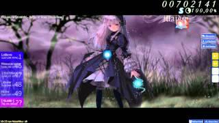 Mitsumune Shinkichi - Battle Of Rose [black rose+HD+NC][Osu!]