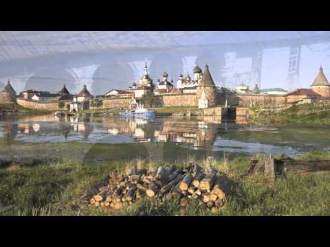 Solovetsky Monastery - Russia - UNESCO World Heritage Site
