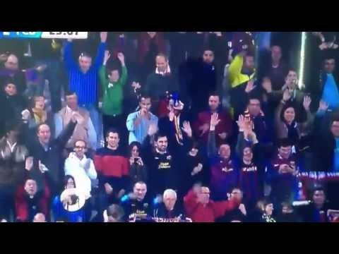Messi golazo! Vs Sevilla 17 marzo 2012 HD