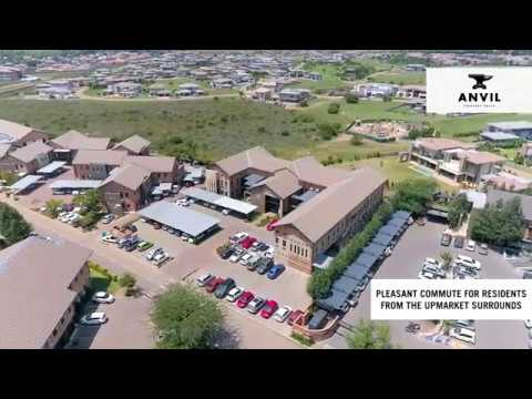 Tijger Vallei Office Park, Silver Lakes, Pretoria - ANVIL PropertySmith