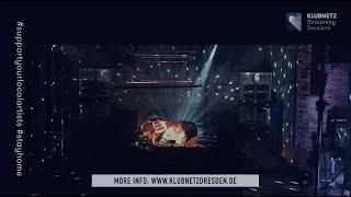 objekt klein a - Die Klubnetz Dresden Streaming Sessions - 2.Mai  1/2