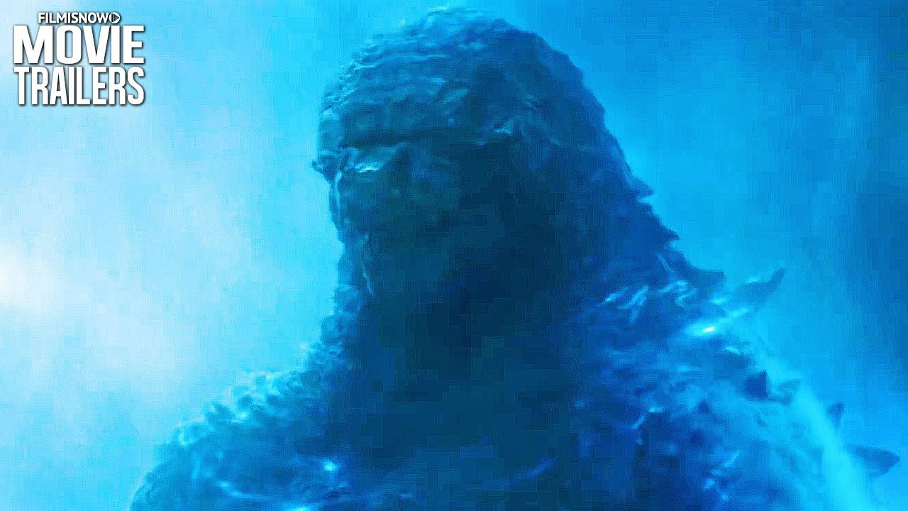 GODZILLA: KING OF THE MONSTERS SDCC Trailer NEW (2019 ...