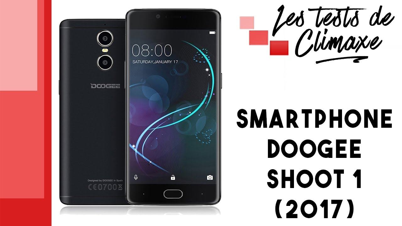 test d 39 un smartphone doogee shoot 1 2017 5 39 5 pouces 4g full hd gps dual sim youtube. Black Bedroom Furniture Sets. Home Design Ideas