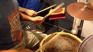 Sanjay Pamaar and Joe Vitello - Paradiddle Hot Plates