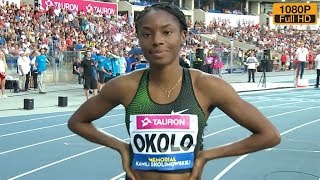 Women's 400m B at Kamila Skolimowska Memorial 2018
