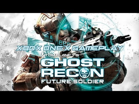 Tom Clancy's Ghost Recon: Future Soldier Xbox One X Gameplay (Upscaled 4k)