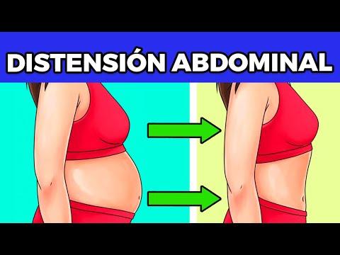 que hacer para la hinchazón abdominal