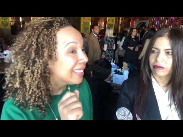 Merijoel Duran presenta conferencia Rompiendo Barreras en las Naciones Unidas