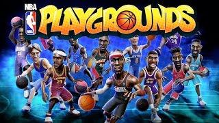 NBA PLAYGROUNDS - Basquete Insano e Nostalgia XD [ PC - Gameplay ]