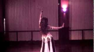 Enta Omri and Khatwet Serena Drum solo by Hossam Ramzy ~ Sira Belly dancer NYC