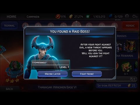 9fb56e96 DC Legends: Raid Boss Explained