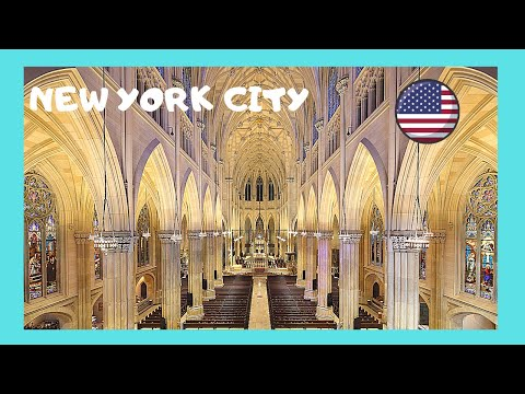 NEW YORK CITY, inside the magnificent ST. PATRICK