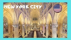NEW YORK CITY, inside the magnificent ST. PATRICK'S CATHEDRAL (USA)