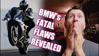 homepage tile video photo for BMWs FATAL FLAWS REVEALED 2019 BMW S1000RR