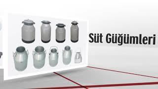 Süt Sağım Makinaları Yedek Parçaları | Melasty®