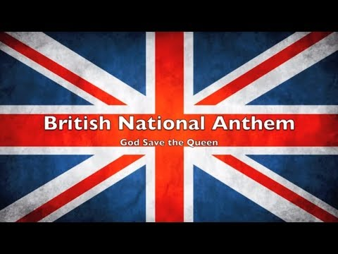 British National Anthem Lyrics