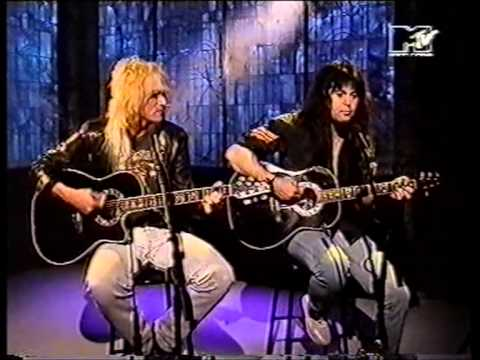 W.A.S.P.-Hold On To My Heart (Live Acoustic 1992) HQ