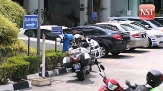 Bomb hoax at Shah Alam High Court