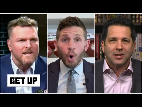 [ESPN] Pat McAfee gets fired up defending Adam Schefter's take on Aaron Rodgers