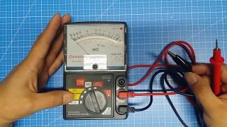 [전기 실무/누전 테스터/측정공구/] 메가 테스터기(t…