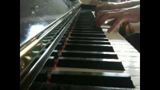 Nightwish - Sleeping Sun (Piano Cover)