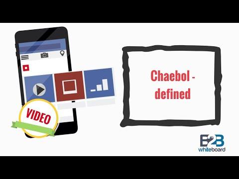 Chaebol - defined