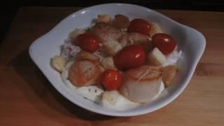 Scallop & Crab Fondue