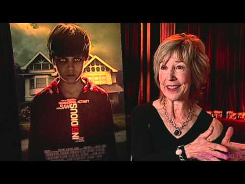 Lin Shaye interview from Insidious Movie Premiere