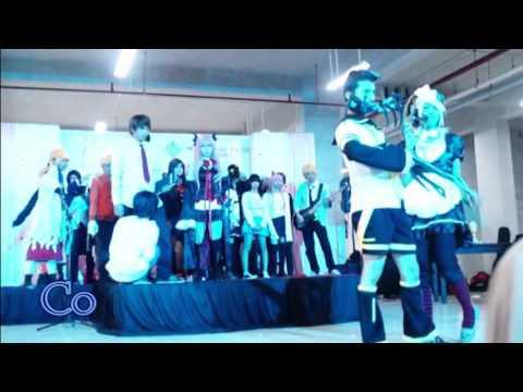 Otaku Solo - Hartono Trade Center (HTC) Karaoke & Cosplay Contest 2015