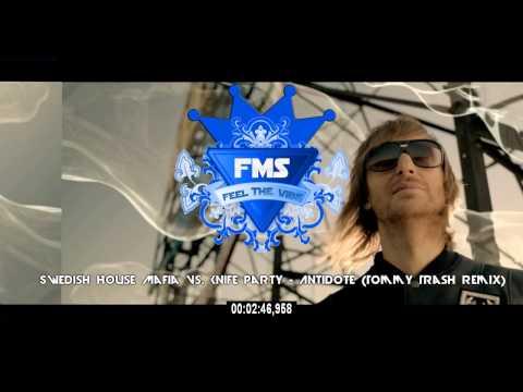 Swedish House Mafia vs. Knife Party - Antidote (Tommy Trash remix)