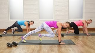 Burn 300 Calories in 30 Minutes With This Workout | Class FitSugar(This workout will burn up to 300 calories in just 30 minutes! We all go rogue with our diet routines. If you had a few extra snacks this week, don't worry! Fitness ..., 2015-04-19T16:00:00.000Z)