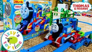 Thomas and Friends RARE TOMY FROM JAPAN! Huge Thomas Train Trackmaster | Fun Toy Trains for Kids
