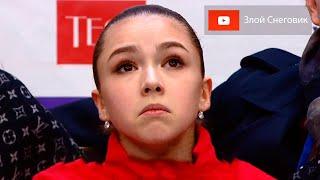 ЗАБОРОЛА ВСЕХ Камила Валиева ВЫИГРАЛА Пятый Этап Кубка России 2020 по Фигурному Катанию